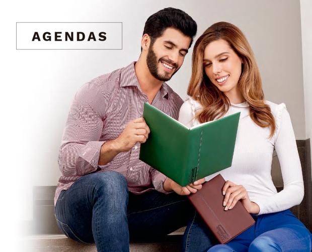 catalogo agendas